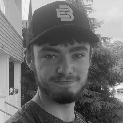 face of Elijah Bickel