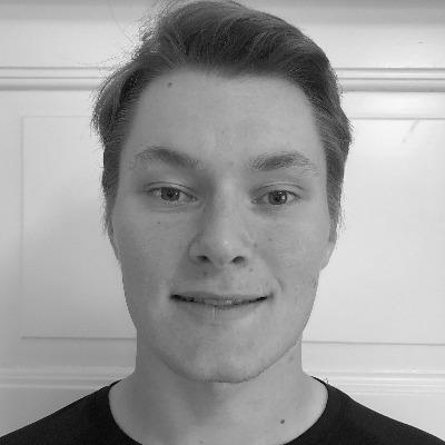 face of Rasmus Tuominen