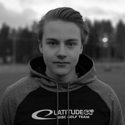 face of Lauri Lehtinen