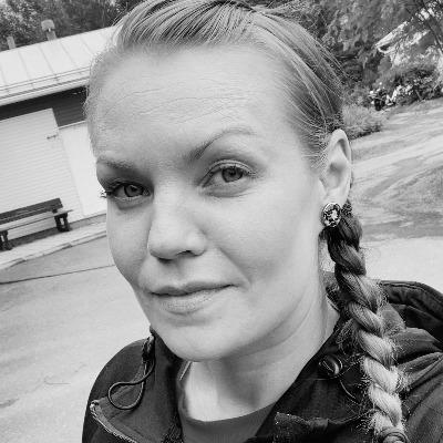 face of Jenna Hirsimäki
