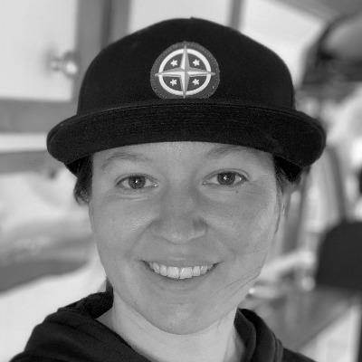 face of Lisa Fajkus